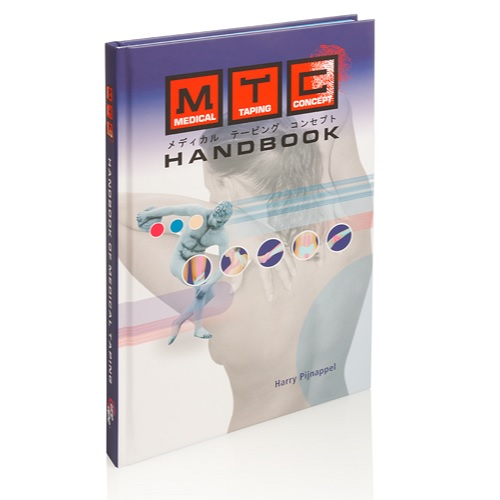 MTC kinesiology taping method - Handbook - English
