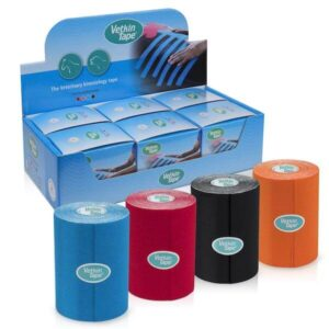 VetkinTape kinesiology tape 10cm displaybox